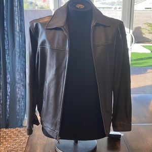 Jos. A. Bank Jackets & Coats - Jos. A. Bank leather jacket